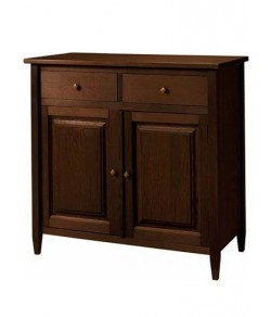 carrock Solid Wood Hutch Cabinet
