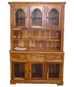 Hurtado Solid Wood Cabinet