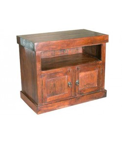 Carrock Solide Sheesham Wood Small Tv Unit