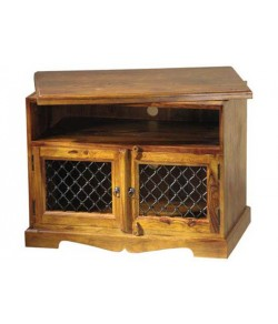 Reverie Solid Wood Tv Unit