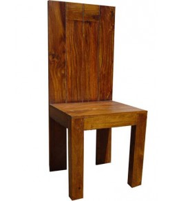 Segur Sheesham Wood Armchair