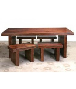 Carocrk Sheesham Dining Table