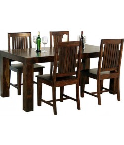 Warrican Sheesham Wood Dining Table