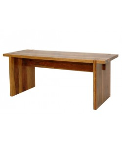 Paul Sheesham Wood Dining Table