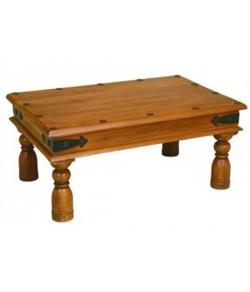 Petlin Coffee Solid Wood Table