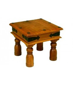 Liddle Solid Wood Tea Table