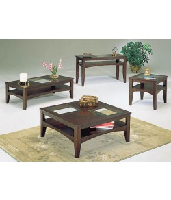 Avian Solid Wood Nest of Tables Set Of 4