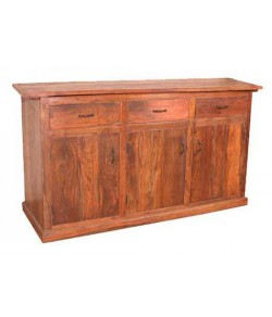 Carleson Sheesham Wood Sideboard