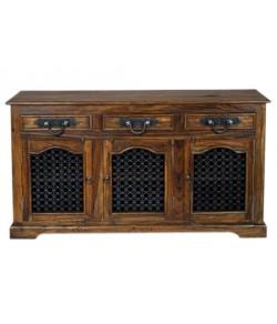 Gulmohar Solid Wood Sideboard