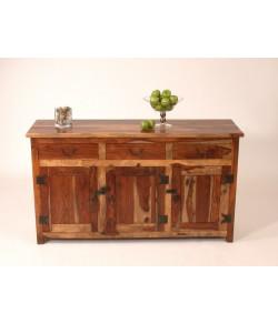 Louis Solid Wood Sideboard
