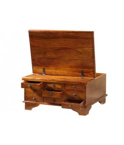 Steamer Solid Wood Box