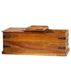 Walnut Solidwood Storage Box