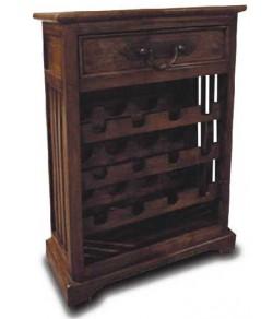 Wine Racks - Hamilton Solid Wood Bar