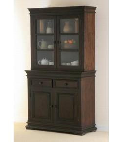 Clayton Sheesham Wood Kitchen Cabinet
