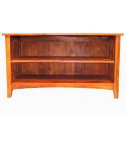 Otter Wall Mount Solid Wood TV Unit