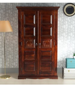 Carlton 2 Door Multi-Utility Wardrobe