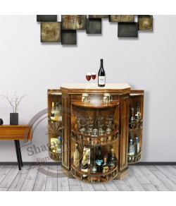 PRN solid wood  Cabinet