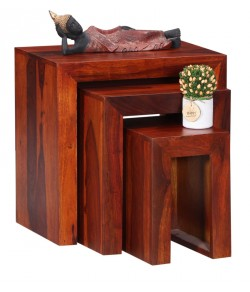 Acropolis Solid Wood coffee of Tables