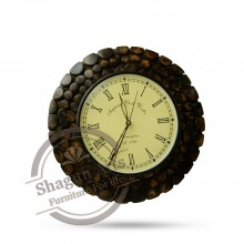 Royal and Elegant Decorative Wooden Wall Clock