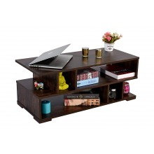 Ruth Coffee Table (Wenge, Matte Finish)