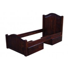 Gary Solid Wood Bed