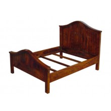 Zoey Solid Wood Bed