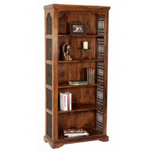 Alvin Solid Wood Book Shelf