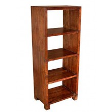 Enkel Solid Wood Book Shelf