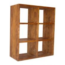 Hayao 6 Cube Book Shelf