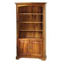 Essex Sheesham Wood Book Shelf