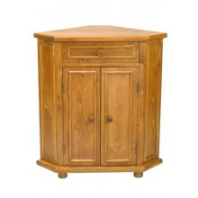 Darius Solid Sheesham Wood Kitchen Cabinet