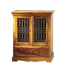 Stigen Solid Wood Cabinet