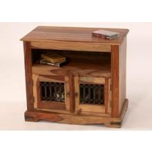 Melvina Solid Wood Tv Unit
