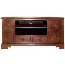 Paladin Solid Wood TV Unit