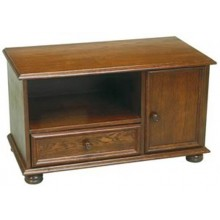 Natalia Solid Wood Tv Unit