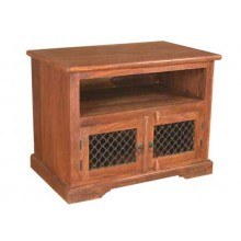 Kerry Solid Sheesham Wood Tv Unit