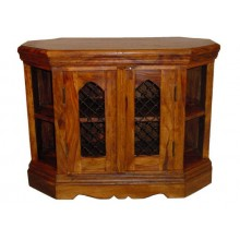 Solid Wood Adolph Tv Unit
