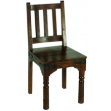 Oriel Solid Wood Armchair