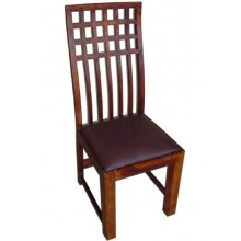 Will Solid Wood Armchair