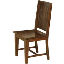 Cambrey Solid Sheesham Wood Armchair