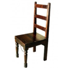 Cambrey Sheesham Wood Armchair