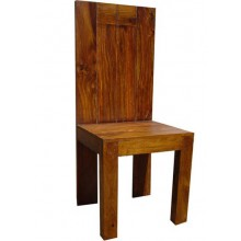 Segur Sheesham Wood Armchair