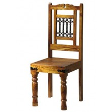 Cambrey Solid Wood Armchair