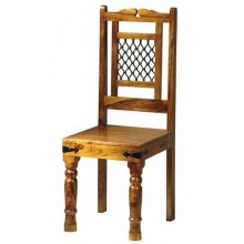 Segur Solid Wood Armchair