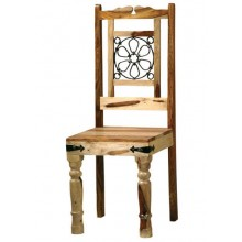 Zenith Solid Wood Armchair