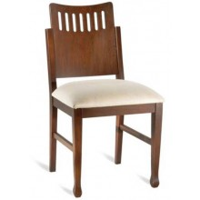 Pacino Solid Wood Chair