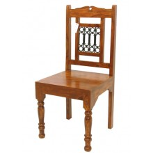 Pacino Solid Sheesham Wood Chair