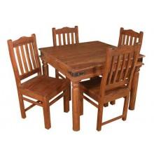 Dewey Extendable Sheesham Dining Table