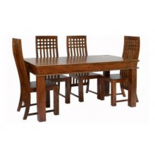 Wertex Sheesham Wood Dining Table