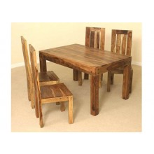 Dewey 4 Seater Dining Table